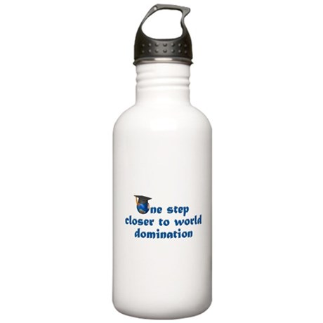 Graduation Gifts Law Stainless Water Bottle 1.0L