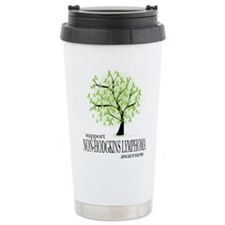 Non-Hodgkins Lymphoma Tree Travel Mug