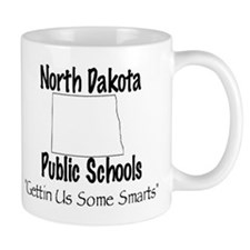 North Dakota Schools Mug