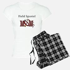Field Spaniel Mom Pajamas