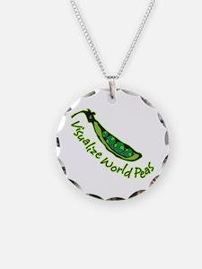 World Peas Necklace