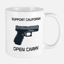 Cute Open carry Mug