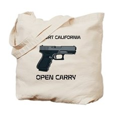 Cute Open carry Tote Bag