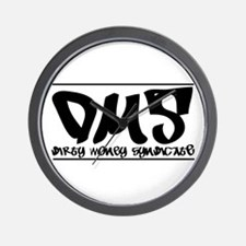 DMS Wall Clock