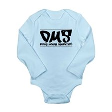 DMS Long Sleeve Infant Bodysuit