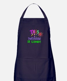 Family Gifts Apron (dark)