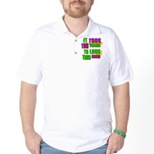 It took 100 years to look this T-Shirt