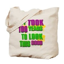 It took 100 years to look this Tote Bag
