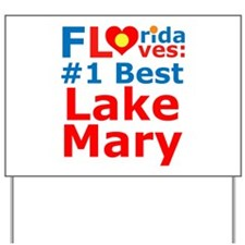 Florida Yard Sign