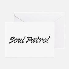 Soul Patrol  Greeting Cards (Pk of 10)