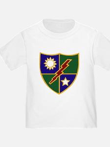 75th Infantry (Ranger) Regimen T-Shirt