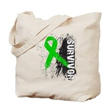 Survivor Bile Duct Cancer Tote Bag