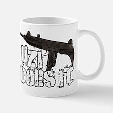 Uzi Does It Mug