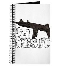 Uzi Does It Journal