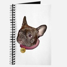 Frenchie Head Journal
