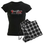 Zombie Repellent Dark Shirts Women's Dark Pajamas