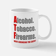 ATF Humor Small Small Mug