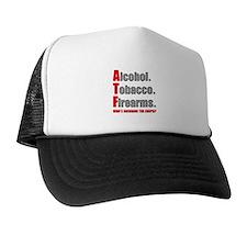 ATF Humor Trucker Hat