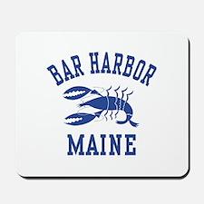 Bar Harbor Maine Mousepad
