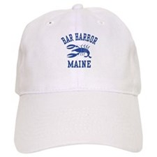 Bar Harbor Maine Baseball Cap