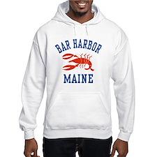 Bar Harbor Maine Hoodie