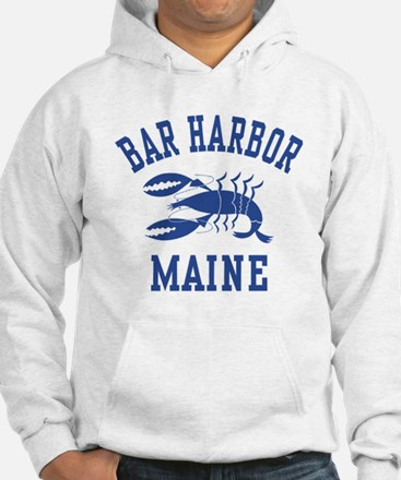 Bar Harbor Maine Jumper Hoody