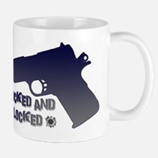 1911 Cocked & Locked Mug