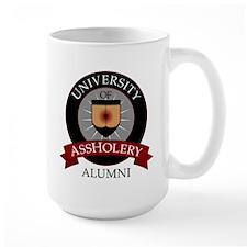 University of Assholery Mug