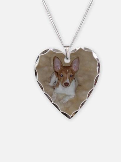 Rat Terrier Necklace