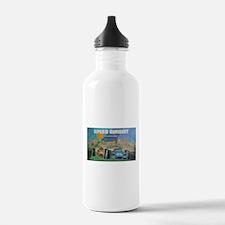 Funny Backfire Water Bottle