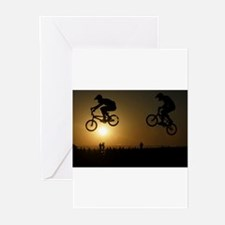 Unique Cycle Greeting Cards (Pk of 20)