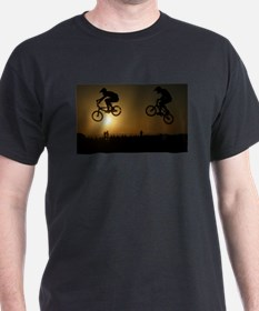 Unique Bmx bike T-Shirt