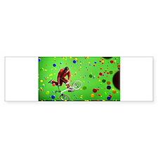Cool Bmx bandit Bumper Sticker