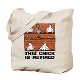 Retirement Canvas Bags