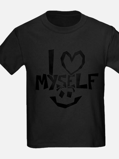 I love myself Smiley T-Shirt
