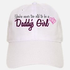 Daddy's Girl Baseball Baseball Cap
