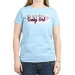 Daddy's Girl Women's Light T-Shirt