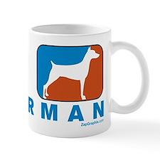 RWB Doberman Mug