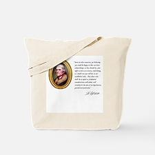 Thomas Jefferson Tote Bag