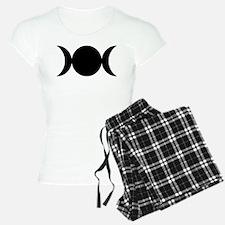 Tripple Moon Goddess pajamas