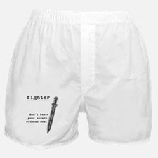 Fighter's Sword Boxer Shorts