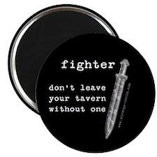 Fighter's Sword Magnet