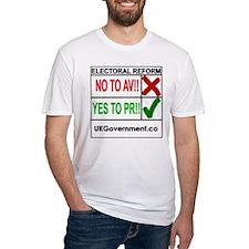 Altternative Vote Referendum Shirt