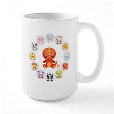 Cute Year of The dragon 2012 Mug