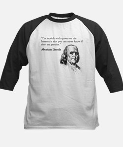 """""""The trouble with quotes on t Tee"""
