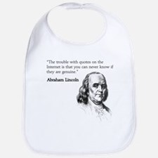 """The trouble with quotes on t Bib"