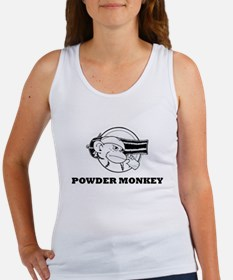 Powder Monkey Women's Tank Top
