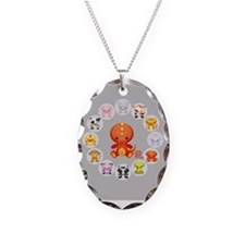 Cute Year of The dragon 2012 Necklace