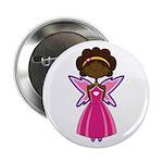 """Cute Fairy Princess 2.25"""" Button"""