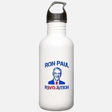 Ron Paul Revolution Water Bottle